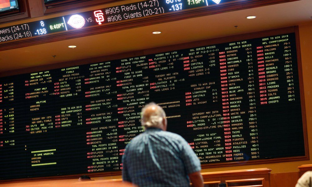 sports betting at golden nugget bet